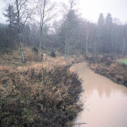 Riitta Supperin valokuvateos Sumujoki